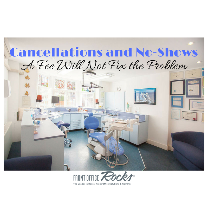 Cancellations and No Shows Article by Laura Hatch Image