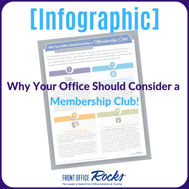 Infographic Why Your Office Should Consider a Membership Club Image